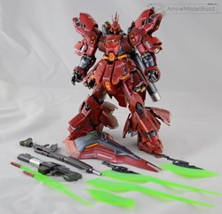 Sazabi Ver.ka (Metal) Built & Painted MG 1/100 Model Kitの画像