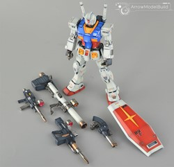 Gundam The Origin Built & Painted MG 1/100 Model Kitの画像