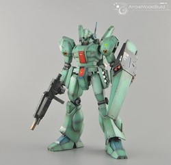 Jegan Built & Painted MG 1/100 Model Kitの画像