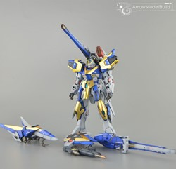 V2 Gundam AB Built & Painted MG 1/100 Model Kitの画像