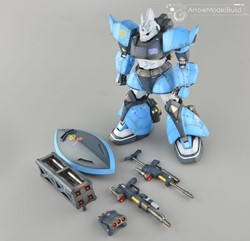 UMA Lightning's Gelgoog hight Mobility Type Built & Painted MG 1/100 Model Kitの画像