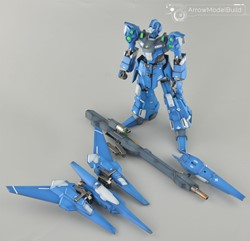 Rezel Commander Built & Painted MG 1/100 Model Kitの画像