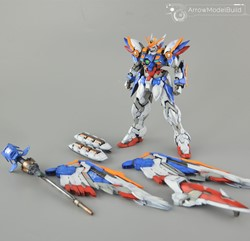 Wing Gundam Ver.EW Built & Painted HIRM 1/100 Model Kitの画像