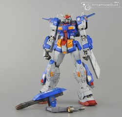 Gundam Stormbringer Built & Painted MG 1/100 Model Kitの画像