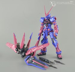 Gundam Astray Customize Built & Painted MG 1/100 Model Kitの画像
