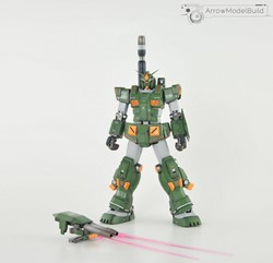 Full Armor Gundam Built & Painted MG 1/100 Model Kitの画像