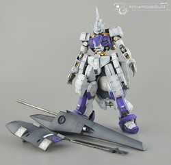 Gundam Kimaris Trooper Built & Painted 1/100 Model Kitの画像