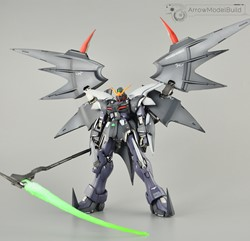 Gundam Deathscythe Hell EW Built & Painted MG 1/100 Model Kitの画像