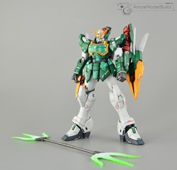 Nataku Altron Gundam EW Built & Painted 1/100 Model Kitの画像
