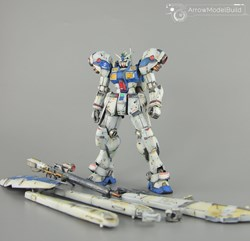 Gundam GP04 Built & Painted RE/100 1/100 Model Kitの画像