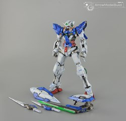 Gundam Exia Built & Painted MG 1/100 Model Kitの画像