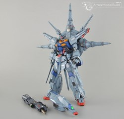 Gundam Seed Providence Gundam Built & Painted MG 1/100 Model Kitの画像