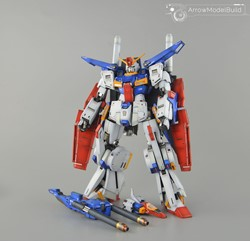 ZZ Gundam Ver Ka Built & Painted MG 1/100 Model Kitの画像