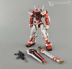 Astray Red Frame Built & Painted HIRM 1/100 Model Kitの画像