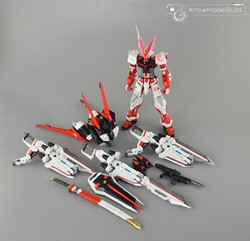 Astray Red Dragon Built & Painted MG 1/100 Model Kitの画像