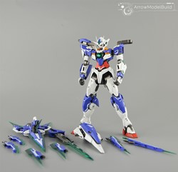 Full Saber Qan[T] Built & Painted MG 1/100 Model Kitの画像