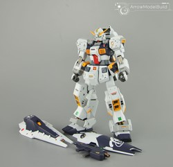 Gundam TR-1 Hazel Built & Painted MG 1/100 Model Kitの画像