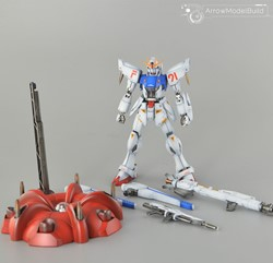 F91 Gundam Built & Painted MG 1/100 Model Kitの画像