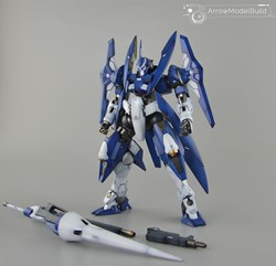 Advanced GN-X Built & Painted MG 1/100 Model Kitの画像