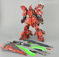 Sazabi Ver.ka Built & Painted MG 1/100 Model Kitの画像