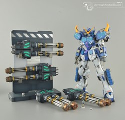 Heavygun Custom Gundam Resin kit Built & Painted MG 1/100 Model Kitの画像