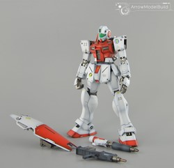 GM Command Space Type Built & Painted MG 1/100 Model Kitの画像