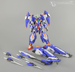 Gundam Exia Advanced Built & Painted 1/100 Model Kitの画像